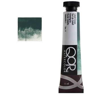 QoR Watercolor 11ml tube Cobalt Green