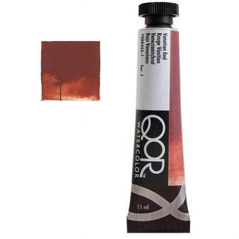 QoR Watercolor 11ml tube Venetian Red