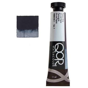 QoR Watercolor 11ml tube Paynes Gray