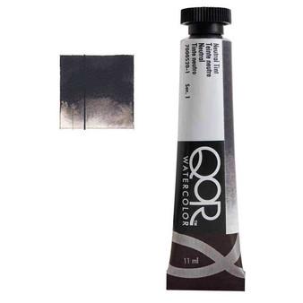 QoR Watercolor 11ml tube Neutral Tint