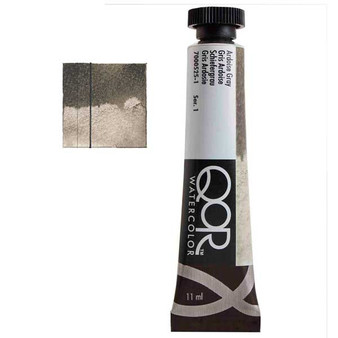 QoR Watercolor 11ml tube Ardoise Gray