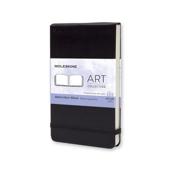 Moleskine Specialty Watercolor Album Pocket