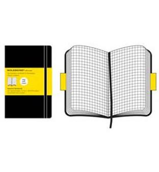 Moleskine Soft Notebook Pocket Grid
