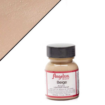 Angelus Leather Paint 1oz Beige