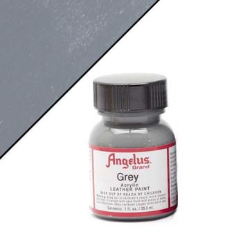 Angelus Leather Paint 1oz Grey