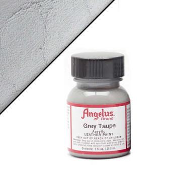 Angelus Leather Paint 1oz Grey Taupe
