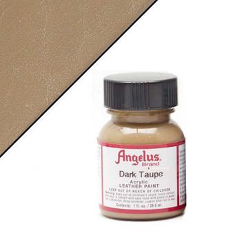 Angelus Leather Paint 1oz Dark Taupe