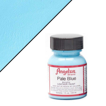 Angelus Leather Paint 1oz Pale Blue