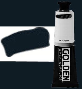 Golden Open Acrylic 2oz Prussian Blue Hue