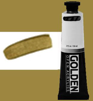 Golden Open Acrylic 2oz Iridescent Bronze Fine
