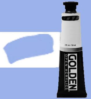 Golden Open Acrylic 2oz Ultramarine Blue Light