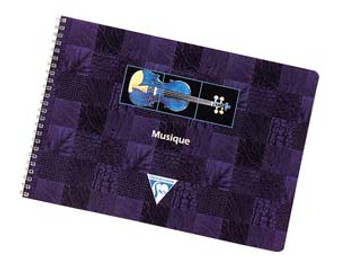 Clairefontaine Music Pad Ls