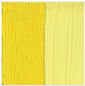 Natural Pigments Rublev Artist Oil 50ml Tube Chrome Yellow Primrose