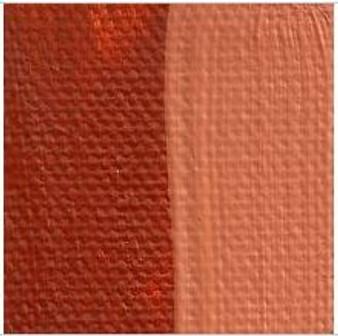 Natural Pigments Rublev Artist Oil 50ml Tube Ercolano Red