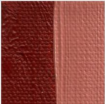 Natural Pigments Rublev Artist Oil 50ml Tube French Red Ocher