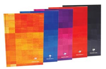 Clairefontaine Pad Hardcover 8.25x11.75 Ruled