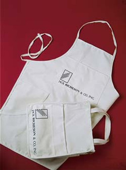 Jack Richeson Cotton Duck Apron