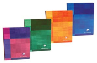 Clairefontaine Pad Cloth-Bound 3.75x5.5 Ruled