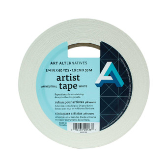Art Alternatives Artist Tape 3/4x60yd