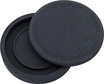 Paragon 5in Round Ink Stone With Lid