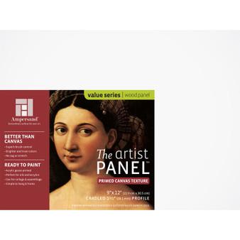 Ampersand Artist Series Panel Gallery 1.5-Inch 9x12