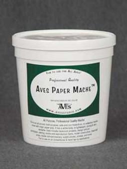 Aves Paper Mache 1 lb