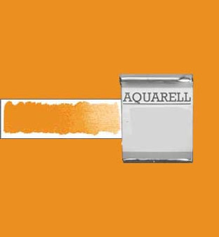 Schmincke Horadam Aquarell Half-Pan Cadmium Orange Light - 227