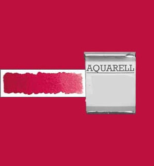 Schmincke Horadam Aquarell Half-Pan Alizarin Crimson - 357