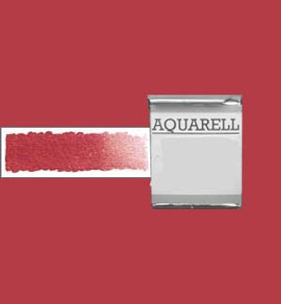 Schmincke Horadam Aquarell Half-Pan Perylene Maroon (formerly Deep Red) - 366