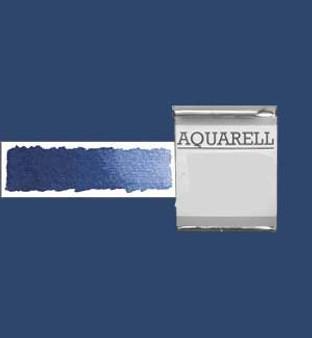 Schmincke Horadam Aquarell Half-Pan Dark Blue (formerly Dark Blue Indigo) - 498