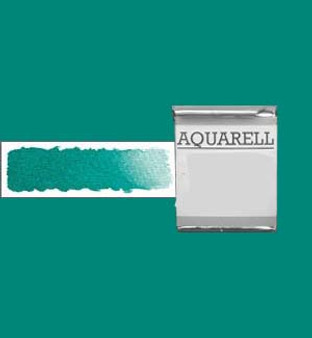 Schmincke Horadam Aquarell Half-Pan Phthalo Green - 519