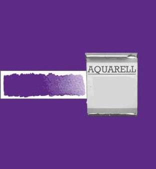 Schmincke Horadam Aquarell Half-Pan Brilliant Blue Violet - 910