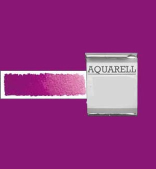 Schmincke Horadam Aquarell Half-Pan Brilliant Red Violet - 940