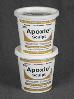 Aves Apoxie Sculpt Natural 4 lb.