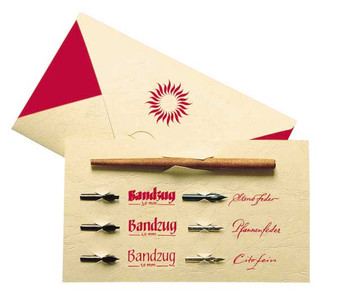 Brause Calligraphy & Writing Gift Set