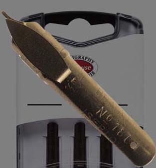 Brause Bandzug Nib .5mm 3pk