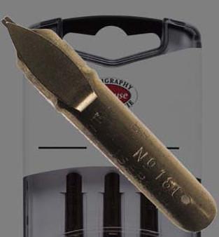 Brause Bandzug Nib 1mm 3pk