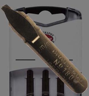 Brause Bandzug Nib 2mm 3pk