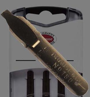 Brause Bandzug Nib 2.5mm 3pk