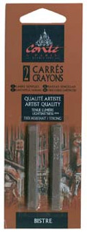 Conte Crayon 2-Pack (Traditional): Bistre