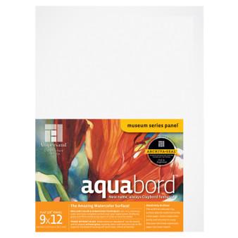 Ampersand Museum Series Aquabord Flat 9x12