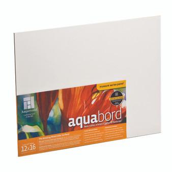 Ampersand Museum Series Aquabord Flat 12x16