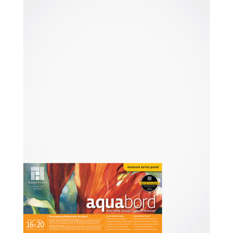 Ampersand Museum Series Aquabord Flat 16x20