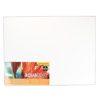 Ampersand Museum Series Aquabord Flat 18x24
