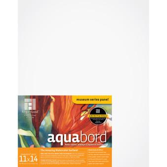 Ampersand Museum Series Aquabord Cradled 2-Inch 11x14