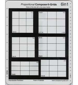 Compose It Grid 6 in 1