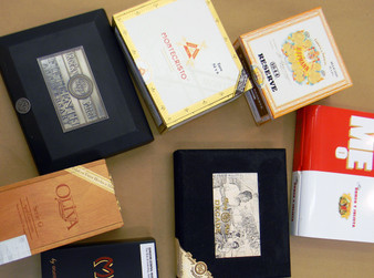 Cigar Box - Various styles/sizes