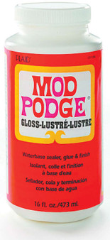 Mod Podge Gloss Finish 16oz Jar