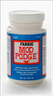 Mod Podge for Fabric 8oz Jar