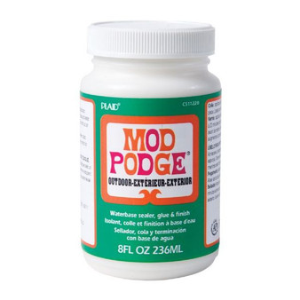 Mod Podge Outdoor 8oz Jar